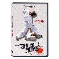 DVD Stiluri de lupta: Japonia