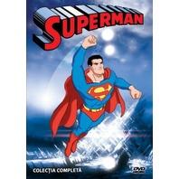 DVD Superman: Colectia completa