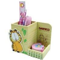 Suport din lemn Garfield pentru stilouri