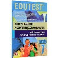 TESTE DE EVALUARE A COMPETENTELOR MATEMATICE. CLS. VII