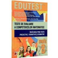 TESTE DE EVALUARE A COMPETENTELOR MATEMATICE. CLS. VIII