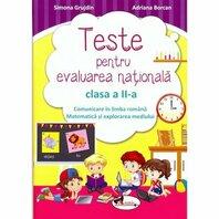 Teste de evaluare nationala clasa a II-a