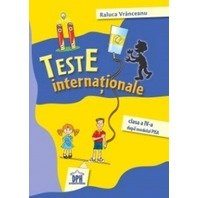 TESTE INTERNATIONALE - CLASA A IV-A