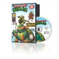Testoasele Ninja - DVD Slim Vol.3