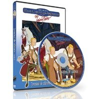 DVD Hans Christian Andersen. The fairytaler - Gandacul. Tovarasul de calatorie.