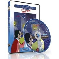 DVD Hans Christian Andersen. The fairytaler - Mica sirena. Privighetoarea.