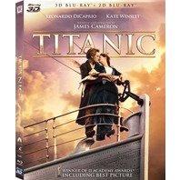 BD 3D Titanic ( Restored - 4 discs)