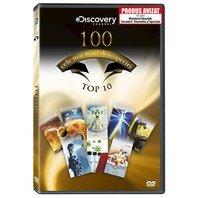 DVD 100 cele mai mari descoperiri -Top 10