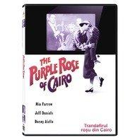 DVD Trandafirul rosu din Cairo