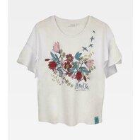 Tricou Anekke  floral m