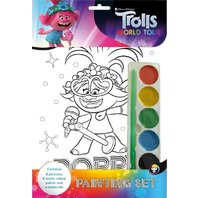 TROLLS 2 SET DE PICTAT