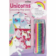 UNICORNS  PLAY PACK de colorat
