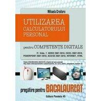 UTILIZAREA CALCULATORULUI PT. COMPETENTE DIGITALE. PREGATIRE PT. BAC. ED. 2. 2016