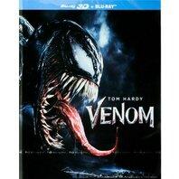 Venom - BLU-RAY 3D + 2D