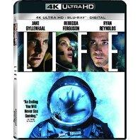 Viata, primele semne / Life - BD 2 discuri (4K Ultra HD + Blu-ray)