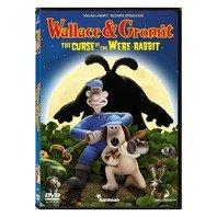 DVD Wallace & Groomit: Blestemul Iepurelui rau