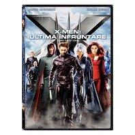 DVD X-Men 3: Ultima infruntare