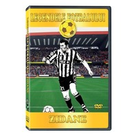 DVD Legendele fotbalului: Zidane