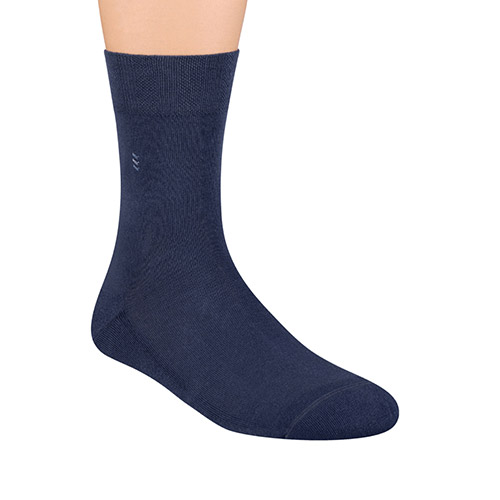 MEN'S SOCKS WITH SOLE FOR SHOES Frota, S003 JEANS