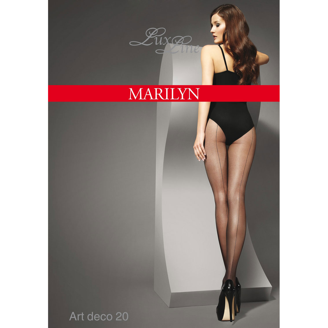 Tights EXCLUSIVE ART DECO 20den