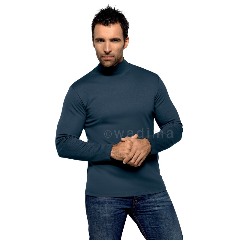 MEN SHIRT LONG SLEEVE 203-006