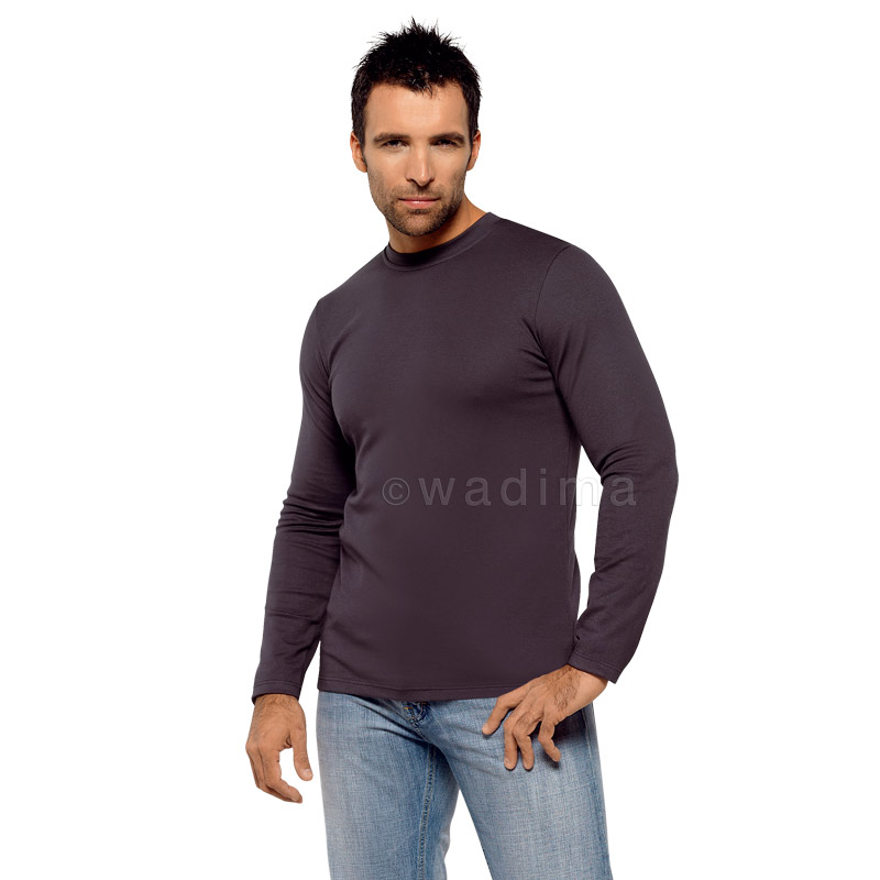 MEN SHIRT LONG SLEEVE 203-008