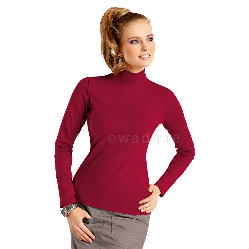 LADIES LONG SLEEVE SHIRT 103-029