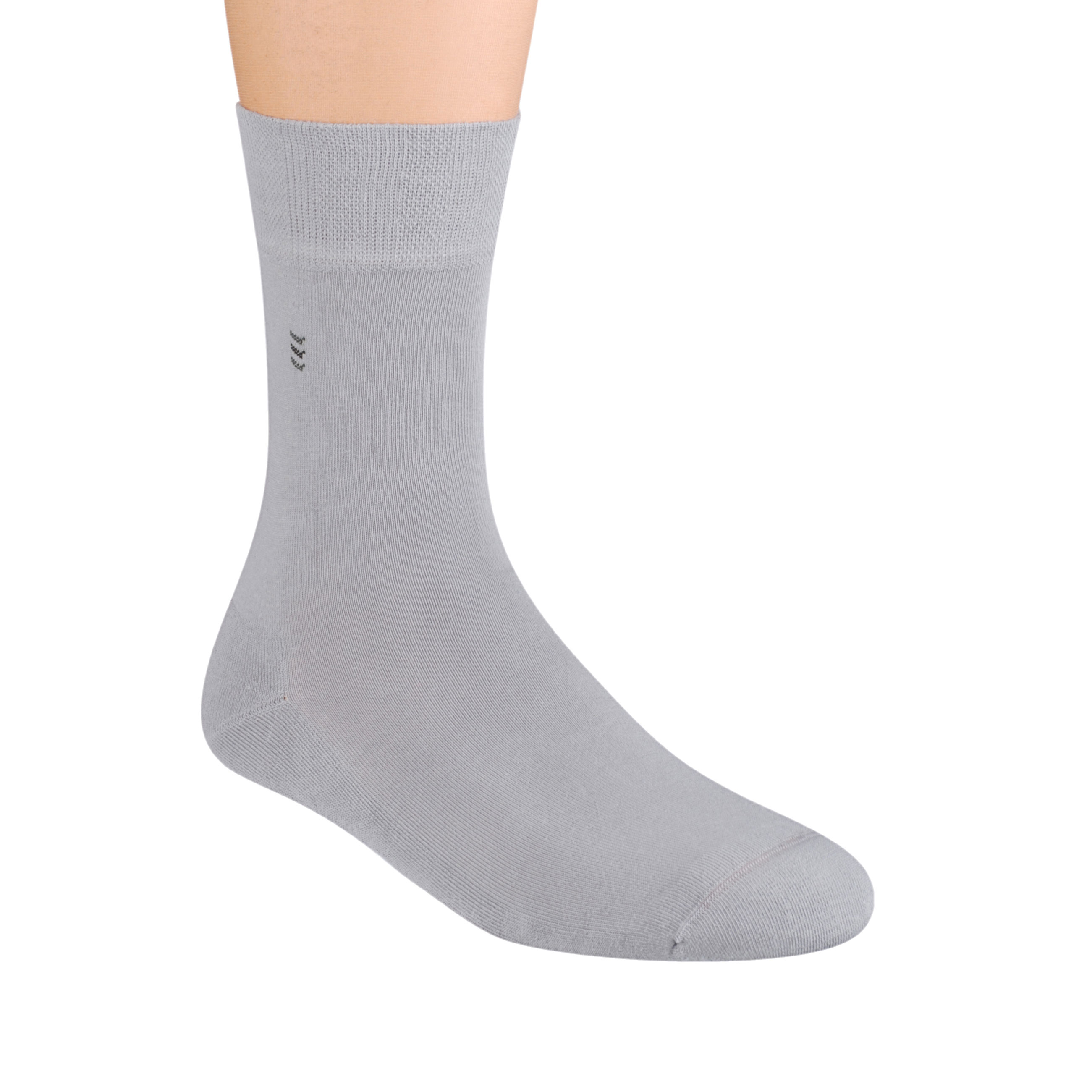 MEN'S SOCKS WITH SOLE FOR SHOES Frota, GRI S003