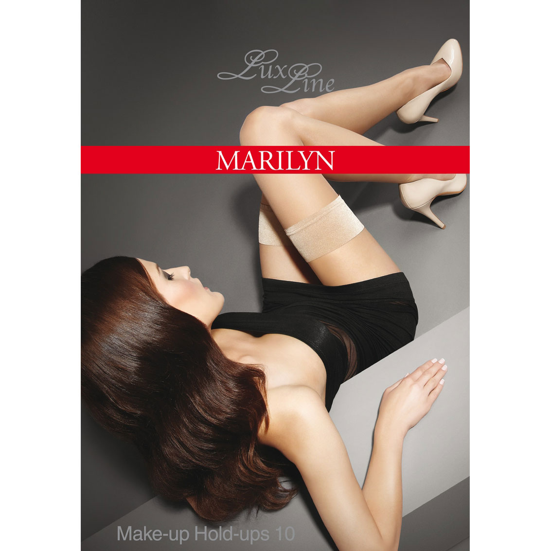 Tights EXCLUSIVE MAKE-UP HOLD-UPS 10den