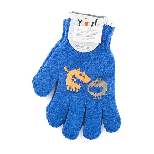 ABS wool gloves for boys R119B