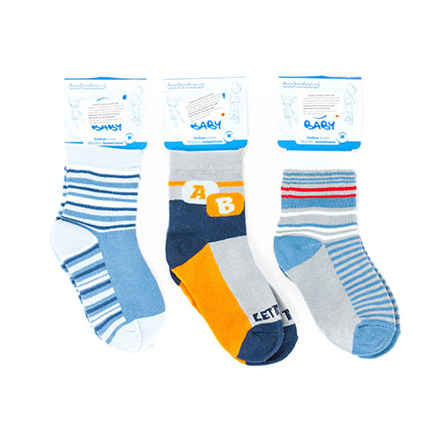 Colored socks for boys SKC-B