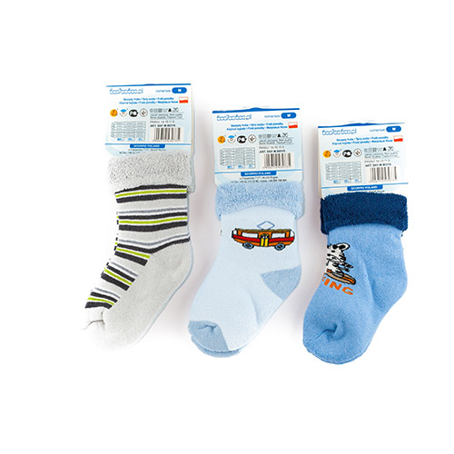 Terry socks for boys SKFB