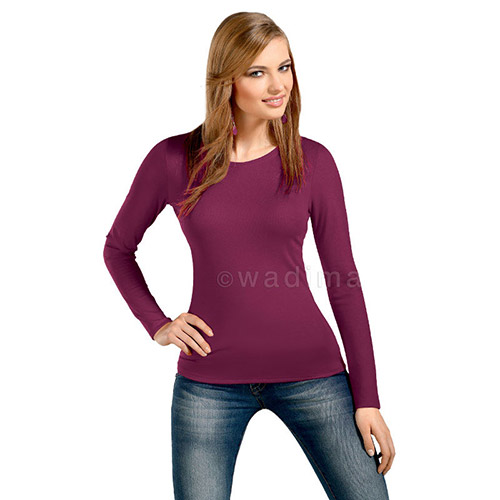 LADIES LONG SLEEVE SHIRT 103-335