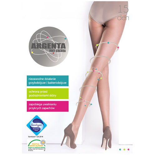 Stockings KNITTEX Argenta 15den