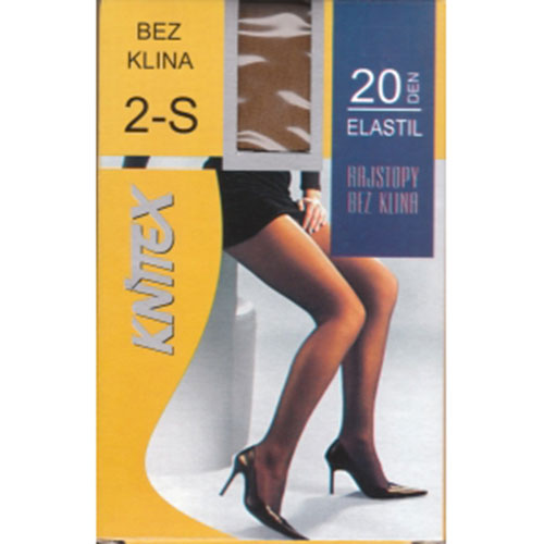 Stockings KNITTEX Elastil 20