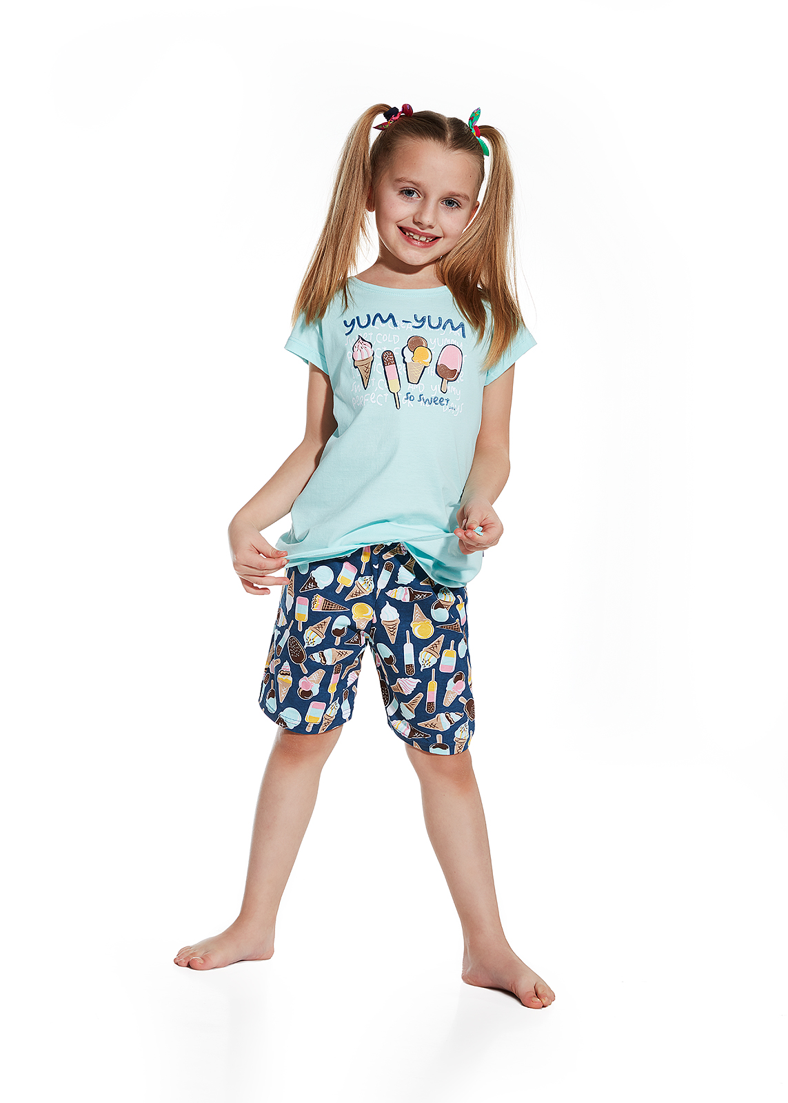 Girls pajamas Cornette 787-052