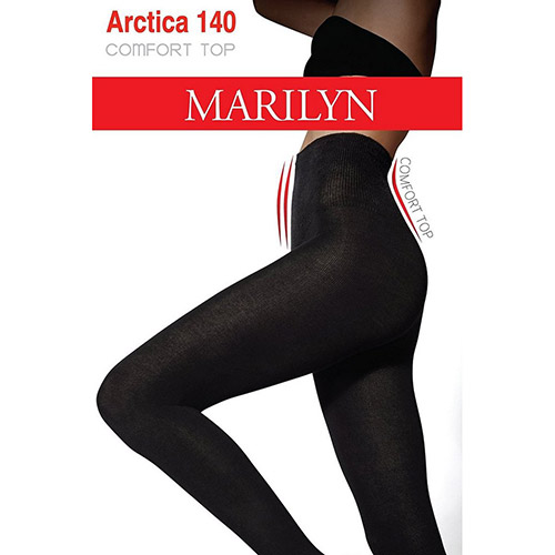 Ciorapi dama MARYLIN Arctica 140 Confort Top