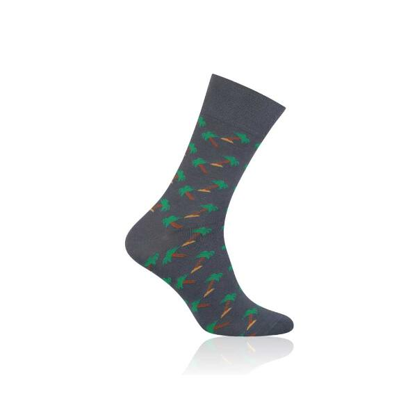 Premium men socks S079 Palm36