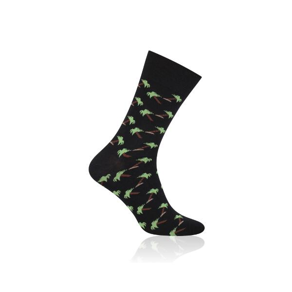 Premium men socks S079 Palm38