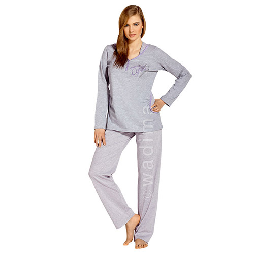 LONG SLEEVE PAJAMAS 104-167