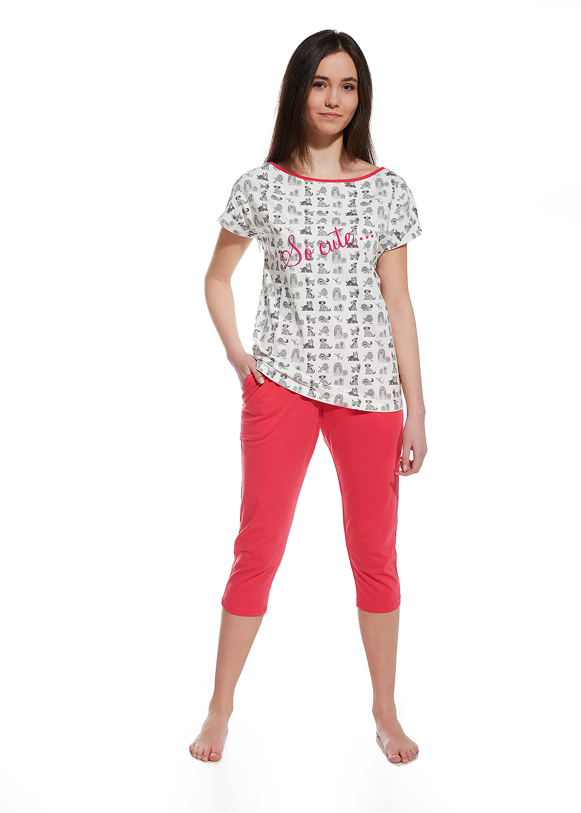Girls pajamas Cornette 293-24
