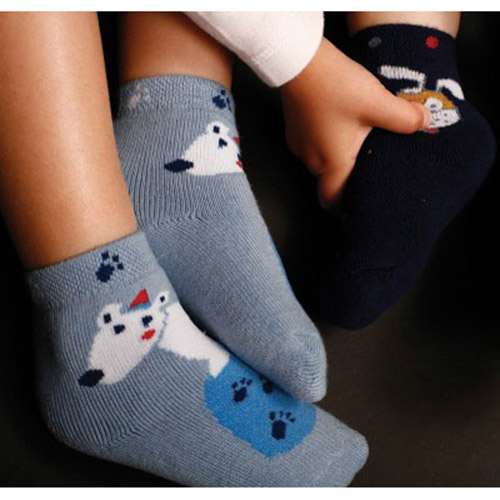 Terry socks for boys 104-003B