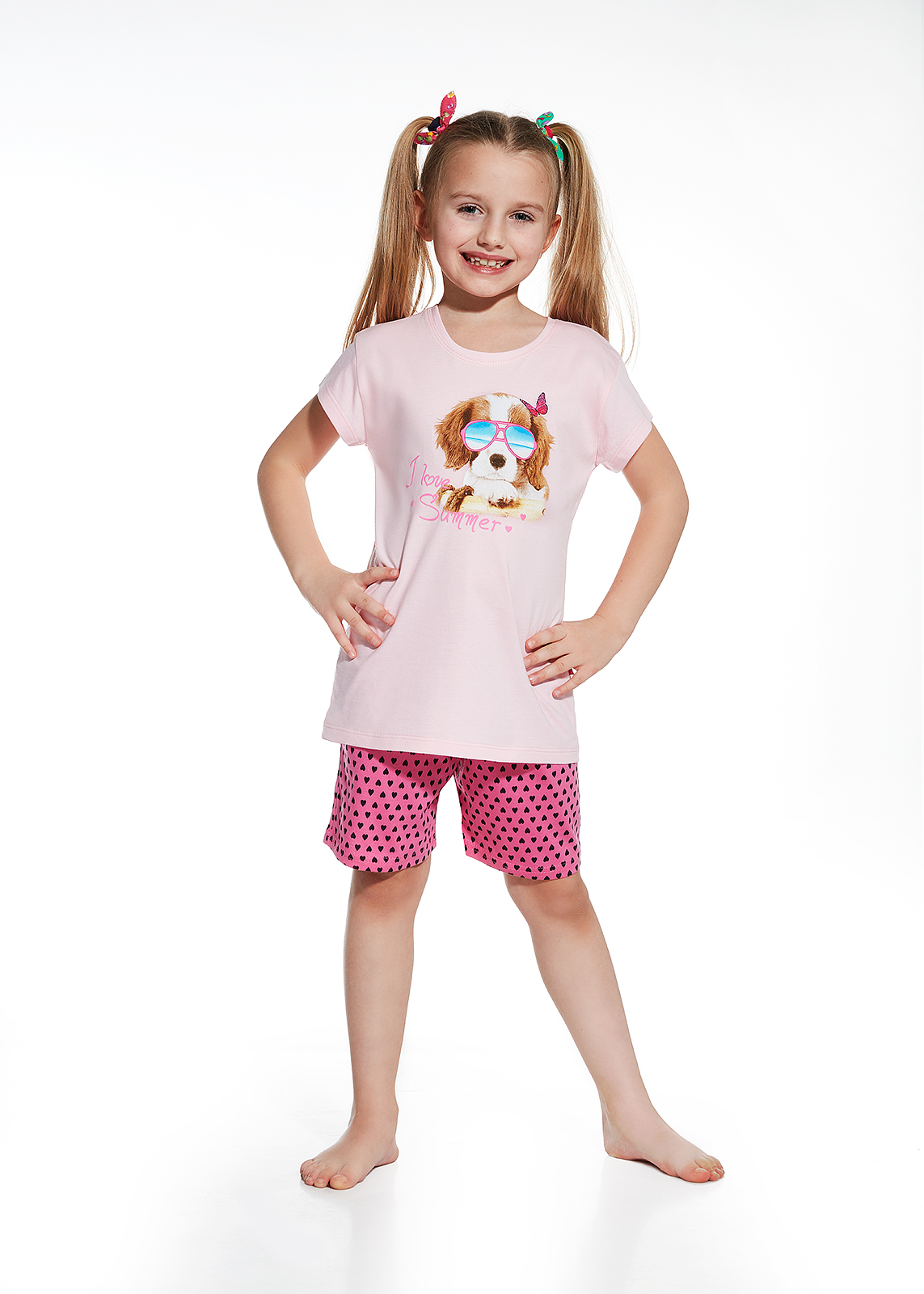 Girls pajamas Cornette 787-050