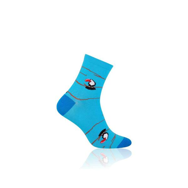 Premium women socks S078 Toucan14