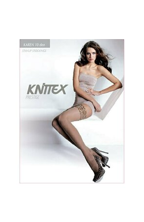 Ciorapi cu banda KNITTEX Karen 10