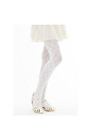 Ciorapi cu model pentru fetite LILY C87