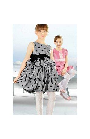 Ciorapi cu model pentru fetite MIMY 716