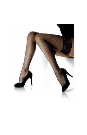 Ciorapi dama cu banda adeziva AMORE