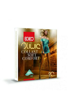 Ciorapi dama EGEO OLIWIA Soft Comfort 20