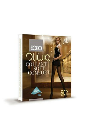 Ciorapi dama EGEO OLIWIA Soft Comfort 20 3D